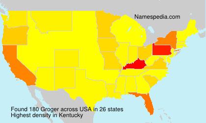 Groger