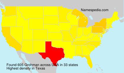 Grohman