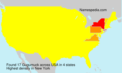 Gugumuck