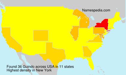 Guindo - Names Encyclopedia