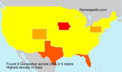 Gunasekar - USA