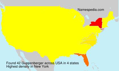 Guppenberger - USA