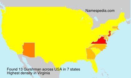 Gurshman