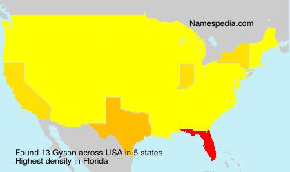 Gyson