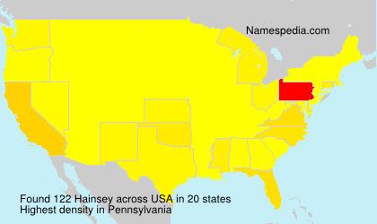 Hainsey
