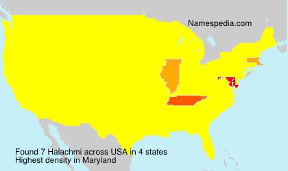 Halachmi
