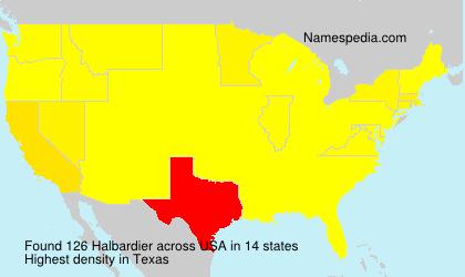 Halbardier