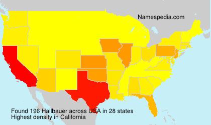 Hallbauer