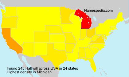 Halliwill