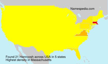 Hannoosh