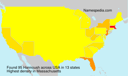 Hannoush