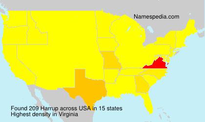 Harrup