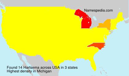Hartsema - USA