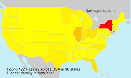 Haseley