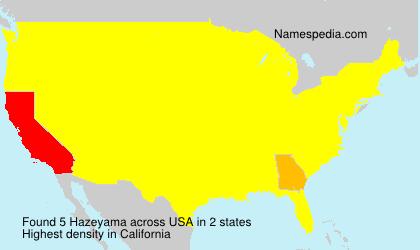 Hazeyama