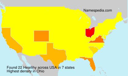Hearlihy - USA