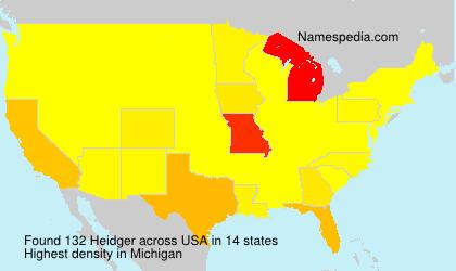 Heidger