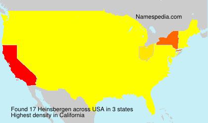 Heinsbergen