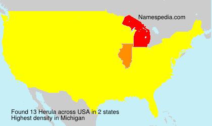 Herula - USA