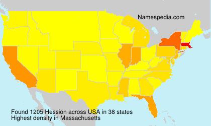 Hession - USA
