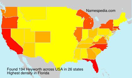 Heyworth