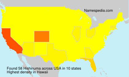 Hishinuma