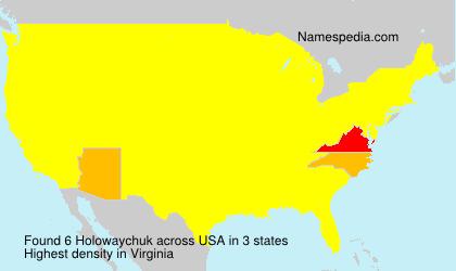 Holowaychuk