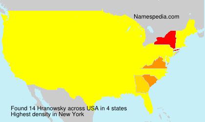 Hranowsky