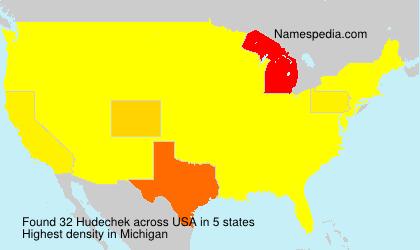 Hudechek