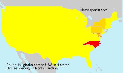 Igboko