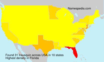Irausquin