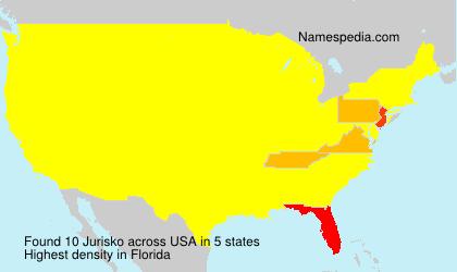 Jurisko - USA