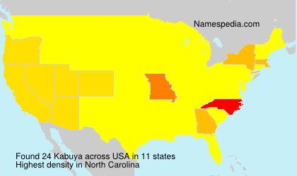 Kabuya