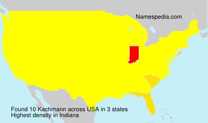 Kachmann