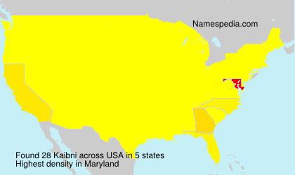 Kaibni