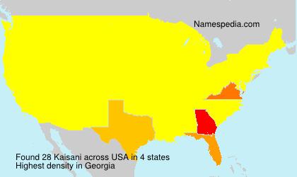 Kaisani