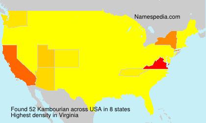 Kambourian