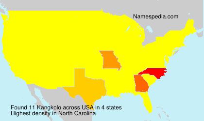 Kangkolo - USA