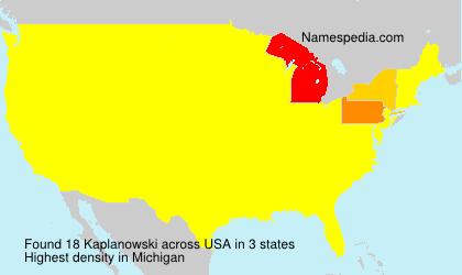 Kaplanowski