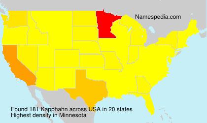 Kapphahn