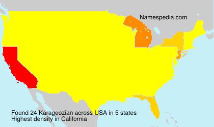 Karageozian