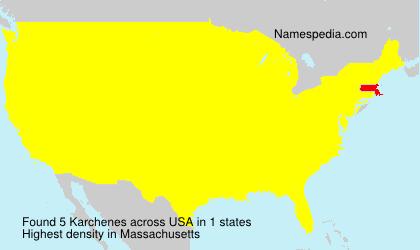 Karchenes