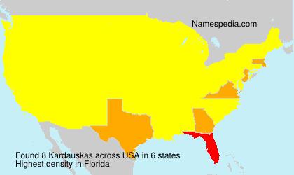 Kardauskas - USA