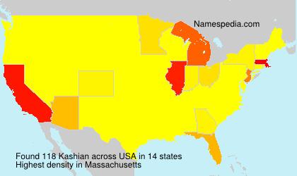 Kashian - USA
