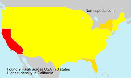 Kasih - USA