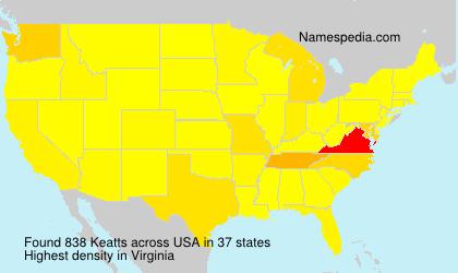 Keatts