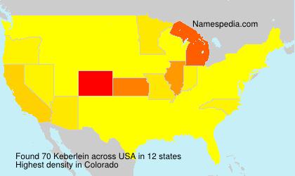 Keberlein - USA