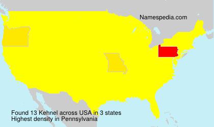 Kehnel - USA