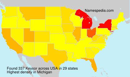 Keysor