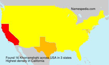 Khorramshahi